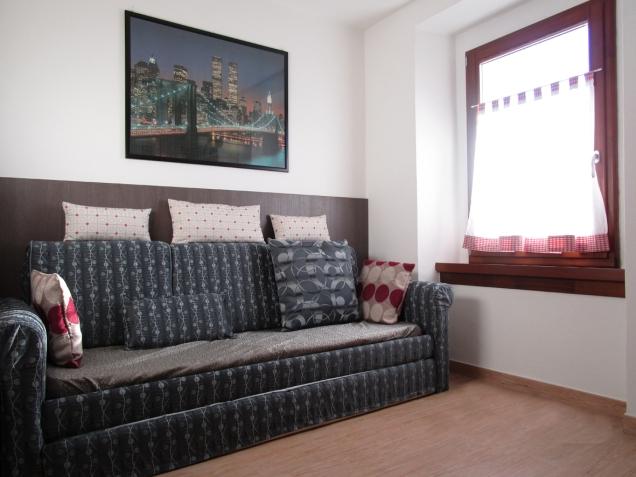 CasaDantina soggiorno